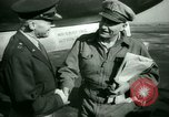 Image of B-29 Superfortress distance record Washington DC USA, 1945, second 52 stock footage video 65675021158