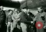 Image of B-29 Superfortress distance record Washington DC USA, 1945, second 54 stock footage video 65675021158