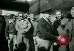 Image of B-29 Superfortress distance record Washington DC USA, 1945, second 55 stock footage video 65675021158