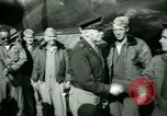Image of B-29 Superfortress distance record Washington DC USA, 1945, second 56 stock footage video 65675021158