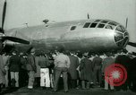 Image of B-29 Superfortress distance record Washington DC USA, 1945, second 57 stock footage video 65675021158
