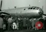 Image of B-29 Superfortress distance record Washington DC USA, 1945, second 59 stock footage video 65675021158