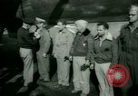 Image of B-29 Superfortress distance record Washington DC USA, 1945, second 60 stock footage video 65675021158