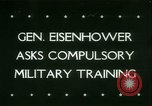 Image of General Dwight Eisenhower United States USA, 1945, second 1 stock footage video 65675021163