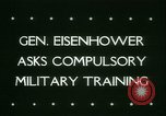Image of General Dwight Eisenhower United States USA, 1945, second 4 stock footage video 65675021163