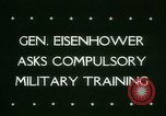 Image of General Dwight Eisenhower United States USA, 1945, second 5 stock footage video 65675021163