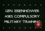 Image of General Dwight Eisenhower United States USA, 1945, second 6 stock footage video 65675021163