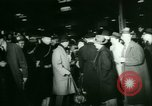 Image of Ship Gripsholm delivers Americans freed from internment by Germany New York City USA, 1944, second 29 stock footage video 65675021166