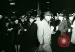 Image of Ship Gripsholm delivers Americans freed from internment by Germany New York City USA, 1944, second 31 stock footage video 65675021166
