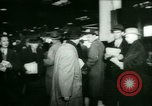 Image of Ship Gripsholm delivers Americans freed from internment by Germany New York City USA, 1944, second 32 stock footage video 65675021166