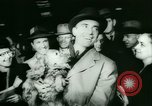 Image of Ship Gripsholm delivers Americans freed from internment by Germany New York City USA, 1944, second 36 stock footage video 65675021166
