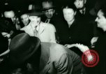 Image of Ship Gripsholm delivers Americans freed from internment by Germany New York City USA, 1944, second 37 stock footage video 65675021166