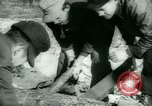 Image of German prisoners work in snow Northern United States USA, 1944, second 23 stock footage video 65675021169
