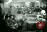 Image of German prisoners work in snow Northern United States USA, 1944, second 51 stock footage video 65675021169