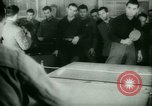 Image of German prisoners work in snow Northern United States USA, 1944, second 55 stock footage video 65675021169