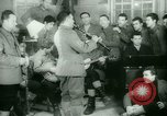 Image of German prisoners work in snow Northern United States USA, 1944, second 60 stock footage video 65675021169