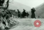 Image of Italian refugees evacuate Italy, 1944, second 29 stock footage video 65675021170