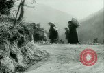 Image of Italian refugees evacuate Italy, 1944, second 30 stock footage video 65675021170