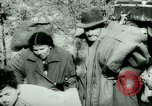 Image of Italian refugees evacuate Italy, 1944, second 37 stock footage video 65675021170