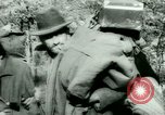 Image of Italian refugees evacuate Italy, 1944, second 39 stock footage video 65675021170