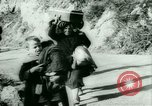 Image of Italian refugees evacuate Italy, 1944, second 49 stock footage video 65675021170
