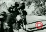 Image of Italian refugees evacuate Italy, 1944, second 50 stock footage video 65675021170