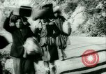 Image of Italian refugees evacuate Italy, 1944, second 51 stock footage video 65675021170