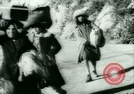 Image of Italian refugees evacuate Italy, 1944, second 52 stock footage video 65675021170