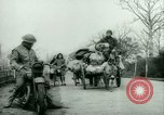 Image of Italian refugees evacuate Italy, 1944, second 58 stock footage video 65675021170