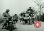 Image of Italian refugees evacuate Italy, 1944, second 59 stock footage video 65675021170