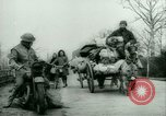 Image of Italian refugees evacuate Italy, 1944, second 60 stock footage video 65675021170
