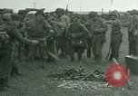 Image of German Prisoners of War France, 1944, second 42 stock footage video 65675021184