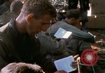 Image of Soldiers assault on hill South Vietnam, 1967, second 27 stock footage video 65675021187