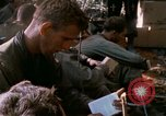 Image of Soldiers assault on hill South Vietnam, 1967, second 33 stock footage video 65675021187