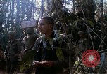 Image of Soldiers assault on hill South Vietnam, 1967, second 44 stock footage video 65675021187