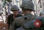 Image of Troops of US 503rd Airborne Infantry Regiment assault Hill 875 South Vietnam, 1967, second 14 stock footage video 65675021188