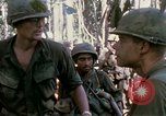Image of Troops of US 503rd Airborne Infantry Regiment assault Hill 875 South Vietnam, 1967, second 15 stock footage video 65675021188
