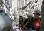 Image of Troops of US 503rd Airborne Infantry Regiment assault Hill 875 South Vietnam, 1967, second 21 stock footage video 65675021188