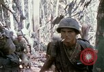 Image of Troops of US 503rd Airborne Infantry Regiment assault Hill 875 South Vietnam, 1967, second 22 stock footage video 65675021188