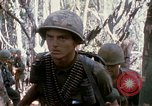 Image of Troops of US 503rd Airborne Infantry Regiment assault Hill 875 South Vietnam, 1967, second 23 stock footage video 65675021188