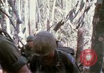 Image of Troops of US 503rd Airborne Infantry Regiment assault Hill 875 South Vietnam, 1967, second 24 stock footage video 65675021188