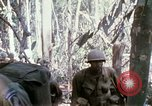 Image of Troops of US 503rd Airborne Infantry Regiment assault Hill 875 South Vietnam, 1967, second 26 stock footage video 65675021188