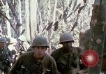 Image of Troops of US 503rd Airborne Infantry Regiment assault Hill 875 South Vietnam, 1967, second 27 stock footage video 65675021188