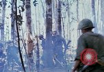 Image of Troops of US 503rd Airborne Infantry Regiment assault Hill 875 South Vietnam, 1967, second 37 stock footage video 65675021188