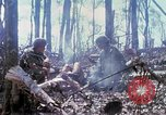 Image of Soldiers carry wounded South Vietnam, 1967, second 21 stock footage video 65675021189