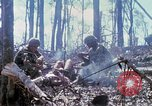 Image of Soldiers carry wounded South Vietnam, 1967, second 22 stock footage video 65675021189