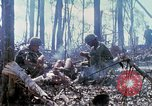 Image of Soldiers carry wounded South Vietnam, 1967, second 25 stock footage video 65675021189