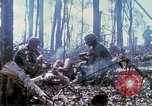 Image of Soldiers carry wounded South Vietnam, 1967, second 26 stock footage video 65675021189