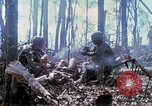 Image of Soldiers carry wounded South Vietnam, 1967, second 27 stock footage video 65675021189