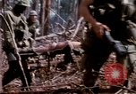 Image of Soldiers carry wounded South Vietnam, 1967, second 32 stock footage video 65675021189